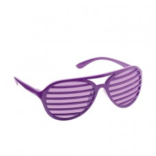 SHUTTER SHADES PURPLE