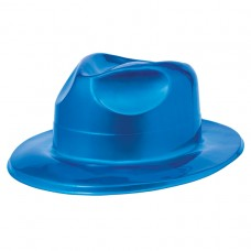 HAT FEDORA BLUE 70 S