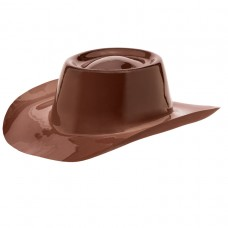 HAT COWBOY BROWN WSTN