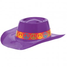 HAT COWBOY 60 S PURPLE
