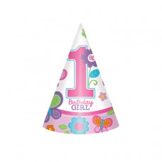 HAT CONE PKG SWEET BDAY GIRL