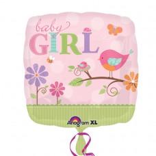 SD-SQ: Tweet Baby Girl