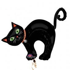 S/SHAPE: HALLOWEEN CAT