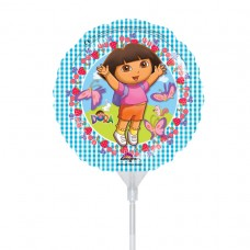 Dora The Explorer Foil Balloons, 23cm
