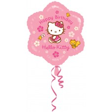18SHAPE:HELLO KITTY BIRTHDAY