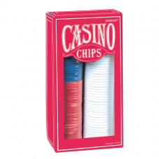 POKER CHIP SET - 150 COUNT
