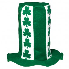 St. Patrick's Day Stovepipe Top Hat