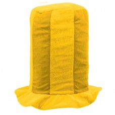 TALL TOP HAT YELLOW
