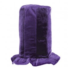 TALL TOP HAT PURPLE