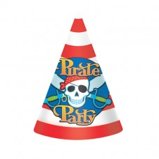 HAT CONE:PIRATE PARTY
