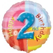 HS11.5L Happy 2nd Birthday
