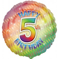 HS11.5L Happy 5th Birthday