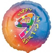 HS11.5L Happy 9th Birthday