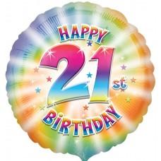 HS11.5L Happy 21st Birthday