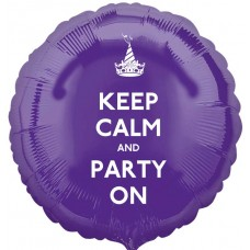 HS11.5L Keep Calm and Party on