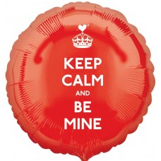 HS11.5L Keep Calm and Be Mine
