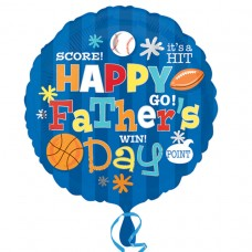 18IC:HAPPY FATHER'S DAY SPORTS
