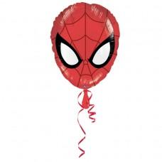 18 SHAPE: SPIDER-MAN HEAD