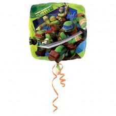 Ninja Turtles Standard Foil Balloon