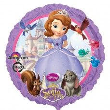 Disney Sofia Standard Foil Balloon