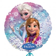 Frozen Holographic Standard Foil Balloon
