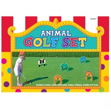 GAME:GOLF ANIMAL HOLE SET