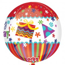 Orbz:HBD Stripes and Bursts