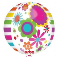 Orbz:Flowers & Stripes