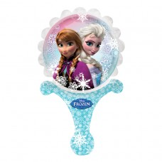 Inflate a Fun: Frozen Holographic