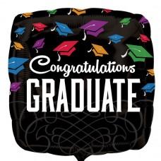 Congrats Graduate Black
