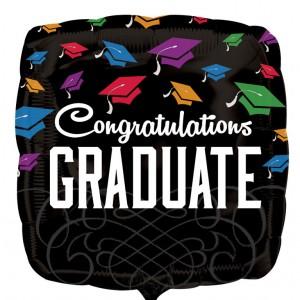 Graduation Foils (4)