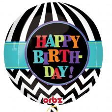 Orbz:Chevron Birthday
