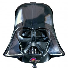 S/SHAPE:Darth Vader Helmet Black