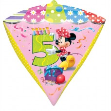 DMZ: Minnie Mouse Age 5