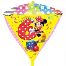 DMZ: Minnie Mouse Age 6
