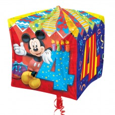 CBZ: Mickey Mouse Age 4