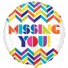 SD-C:Multi Chevron Missing You!