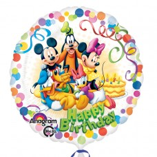SD-C:Mickey & Friends HBD
