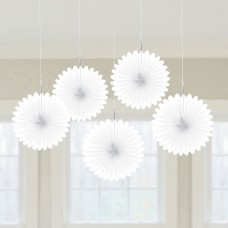 MINI FAN DECO WHITE