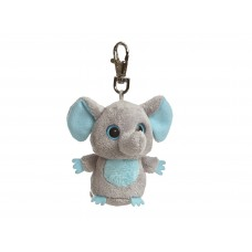 Tinee Elephant Mini Keyclip 3In