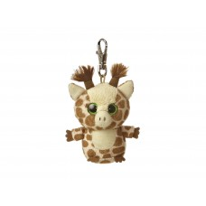 Topsee Giraffe Mini Keyclip 3In