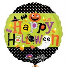 SD-C:Halloween Polka Dots