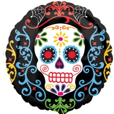 SD-C:Day of the Dead Pattern