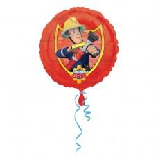 Fireman Sam Std Foil Balloon