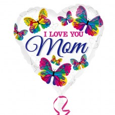 SD-H:Love You Mom Butterflies