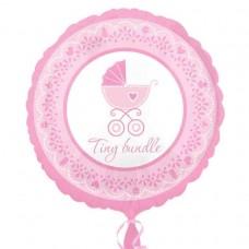 18'' Celebrate Baby Girl