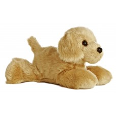 Mini Flopsie - Golden Retriever 8In