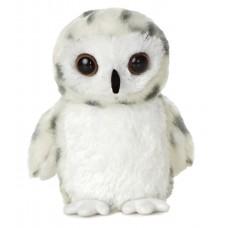 Mini Flopsie - Snowy Owl 8In