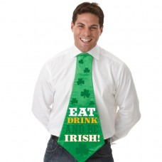 Be Irish Jumbo Tie