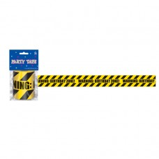 Party Zone Construction Tape